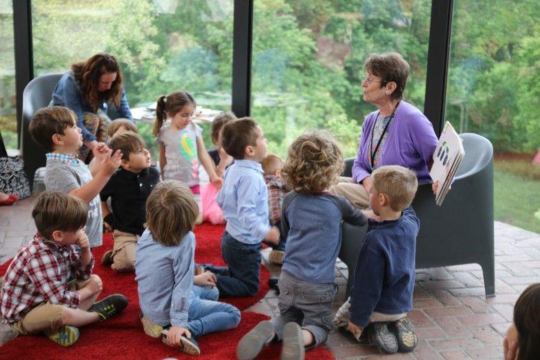 Children's Read-Aloud at the Brandywine River Museum of Art