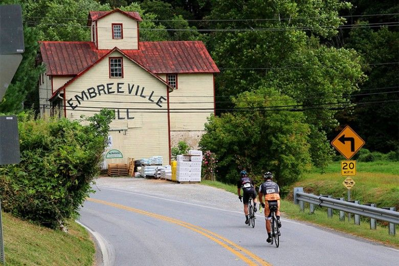 embreeville mill