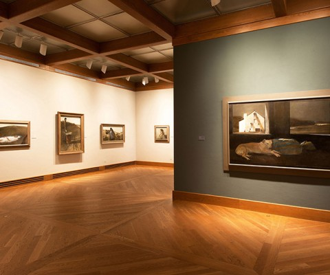 Andrew Wyeth Gallery