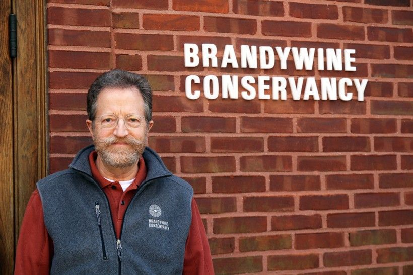 John Theilacker, associate director, Brandywine Conservancy