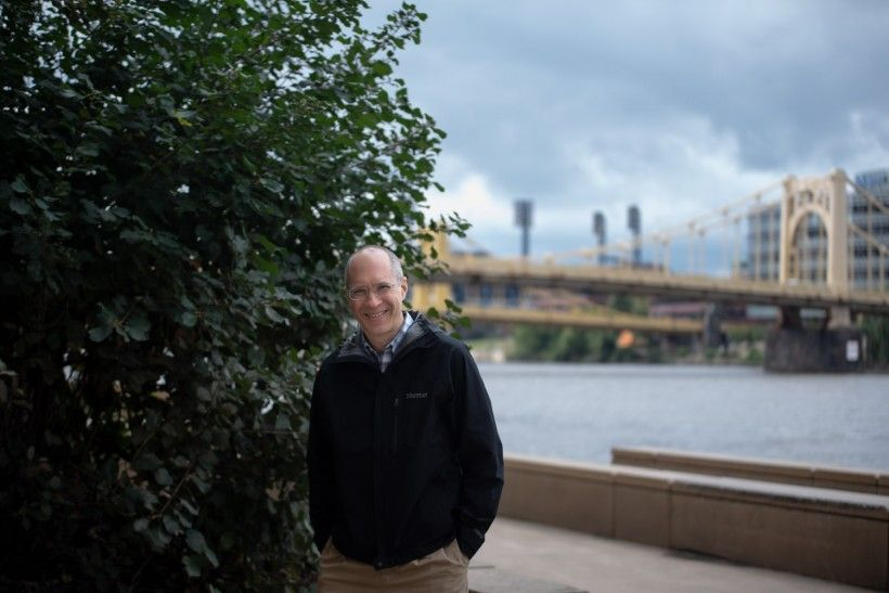 Photo of Andy Loza, Executive Director of the Pennsylvania Land Trust Association