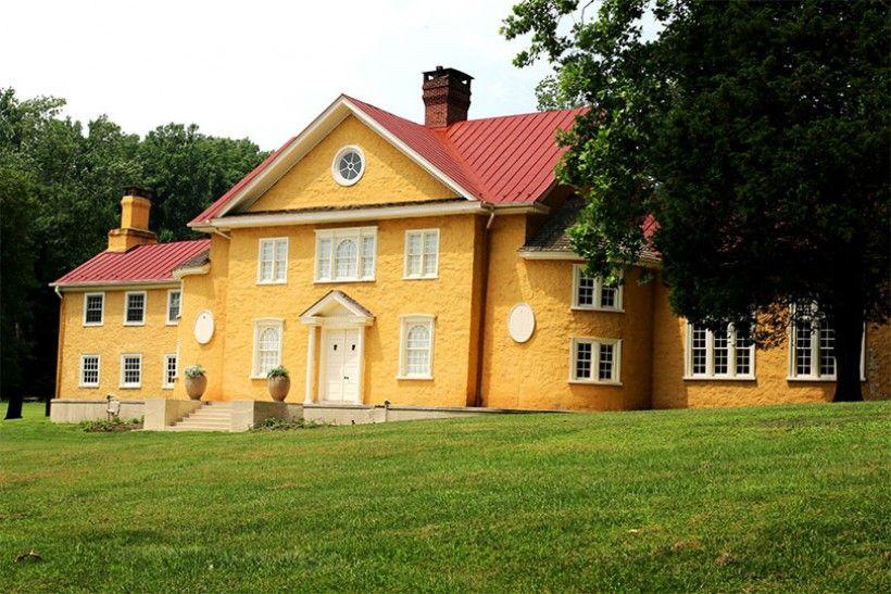 Hibernia Park Mansion