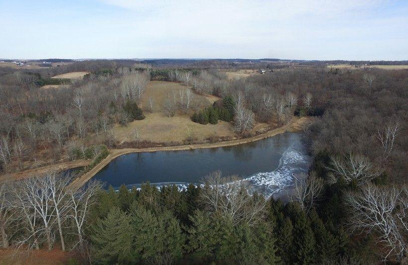 Glenroy property - aerial view