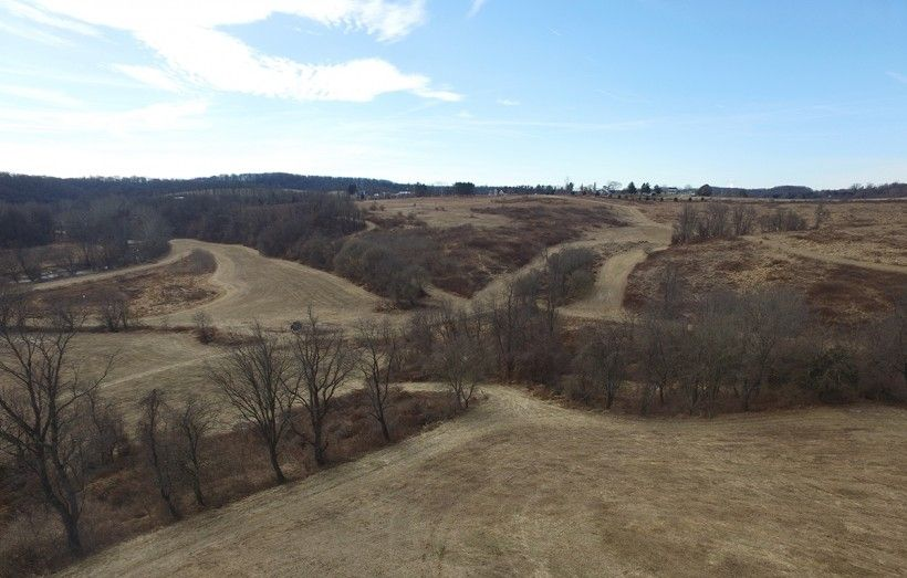 Glenroy Farms - aerial shot