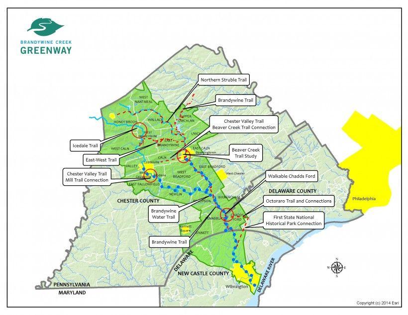 Trail Planning 2014-2022