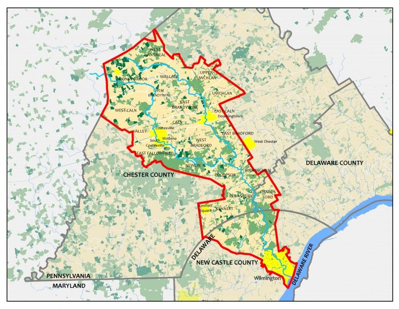 Protected Lands 2010-2020