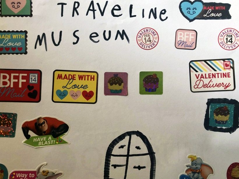 Make Your Own Museum example