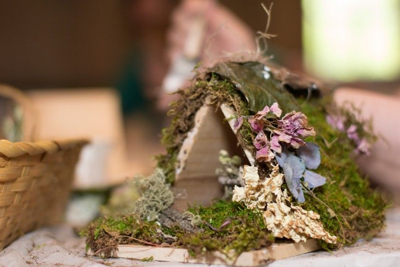Fairy House Workshop at the Brandywine River Museum of Art