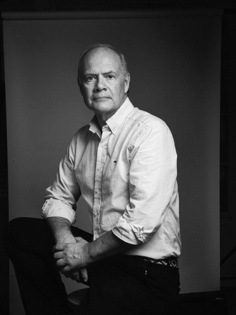 Portrait of Jim Graham