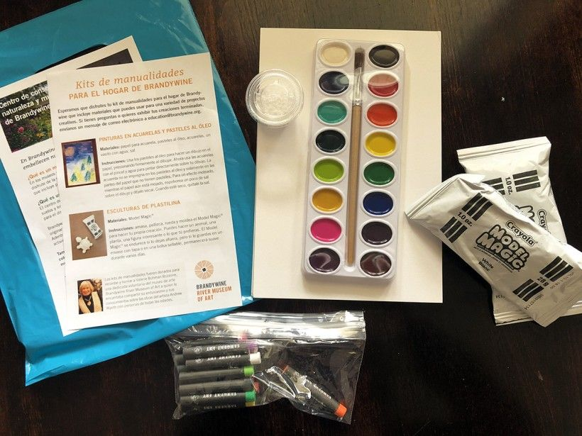 Brandywine Art Kits