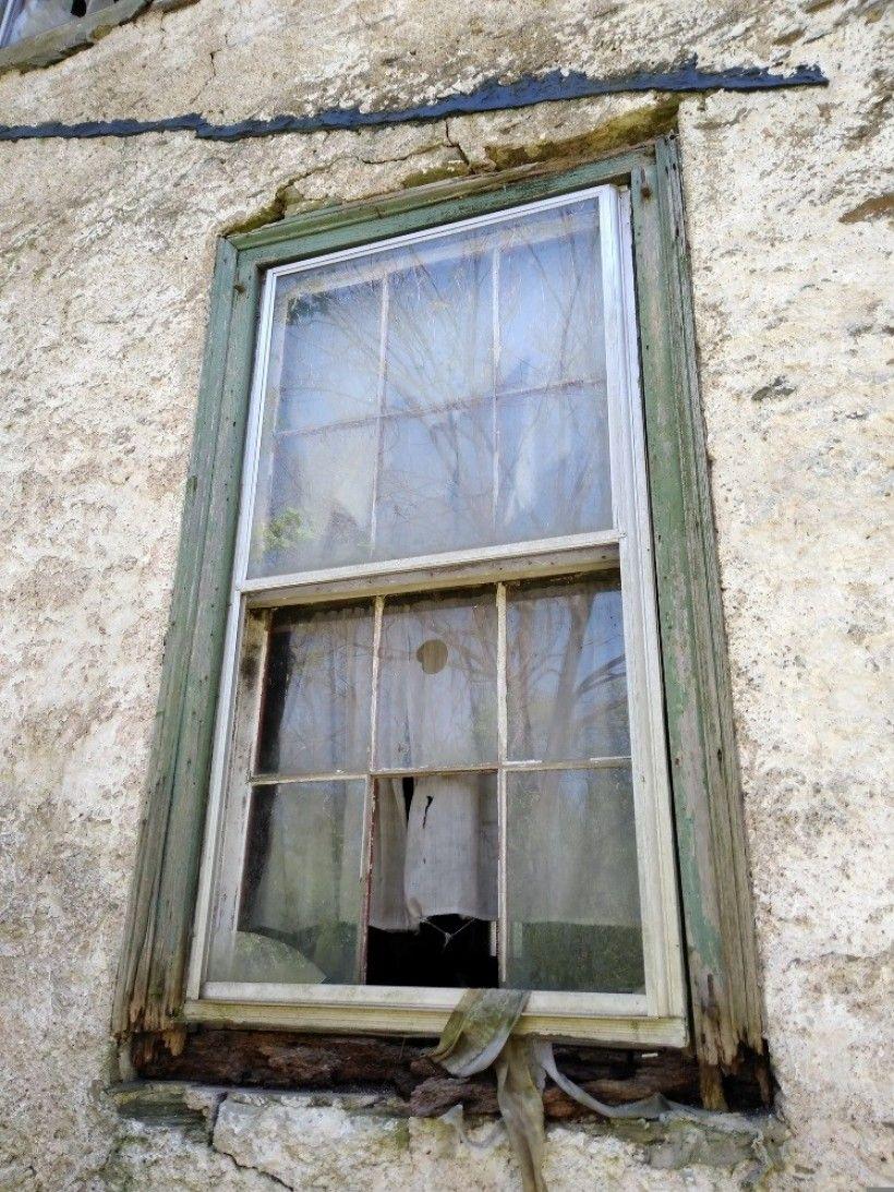 Mode House window
