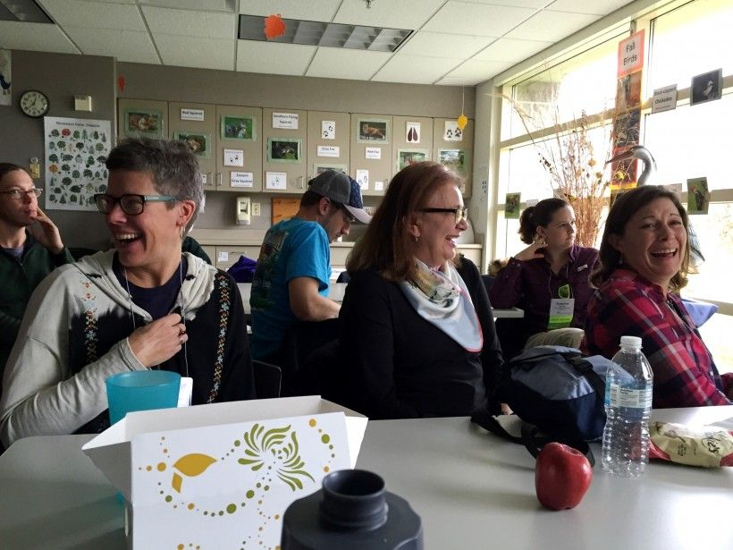 Group from RALLY the National Land Conservation Conference attended by Brandywine Conservancy staff each fall