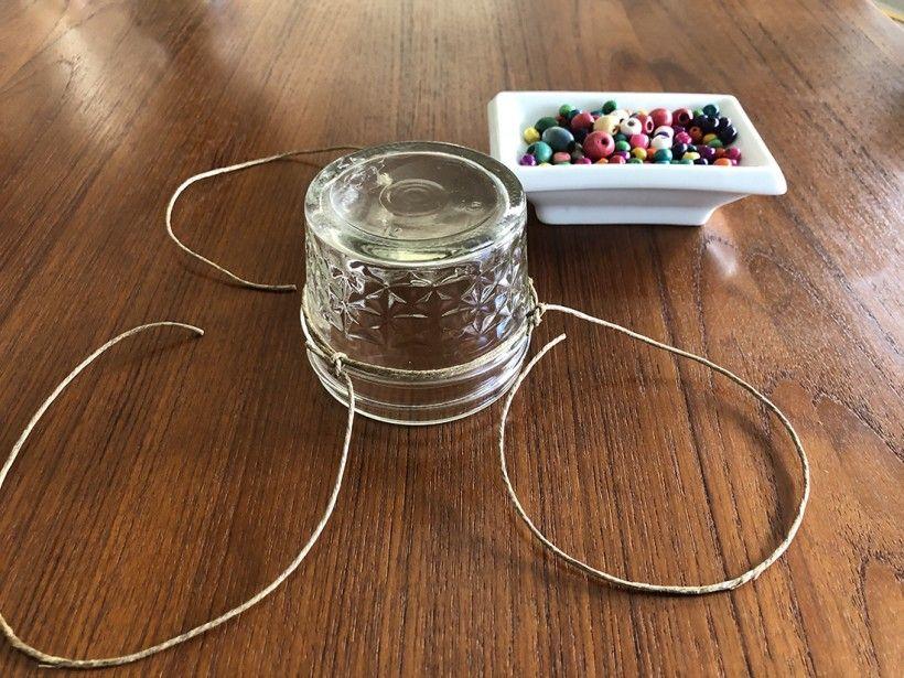 Step 4 of DIY Hummingbird Feeder