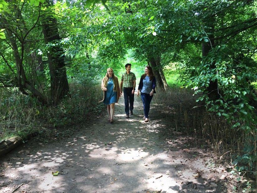 Exploring trails