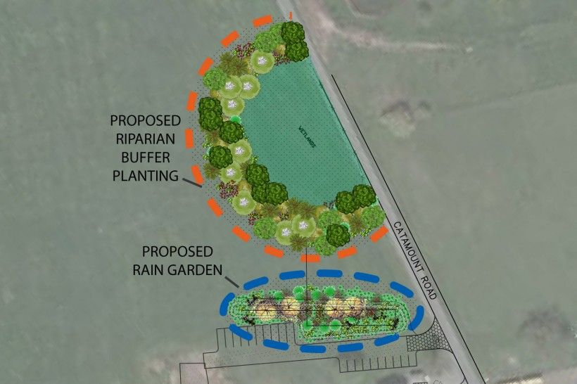 Upper Oxford Township Park Conceptual Design