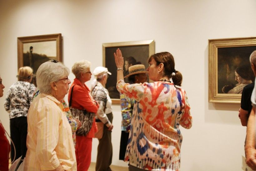 Group Tour at the Brandywine River Museum of Art