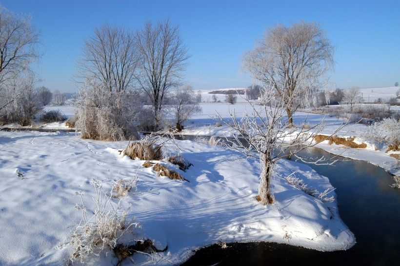 Winter along the Brandywine