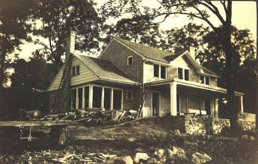 Wyeth Family house