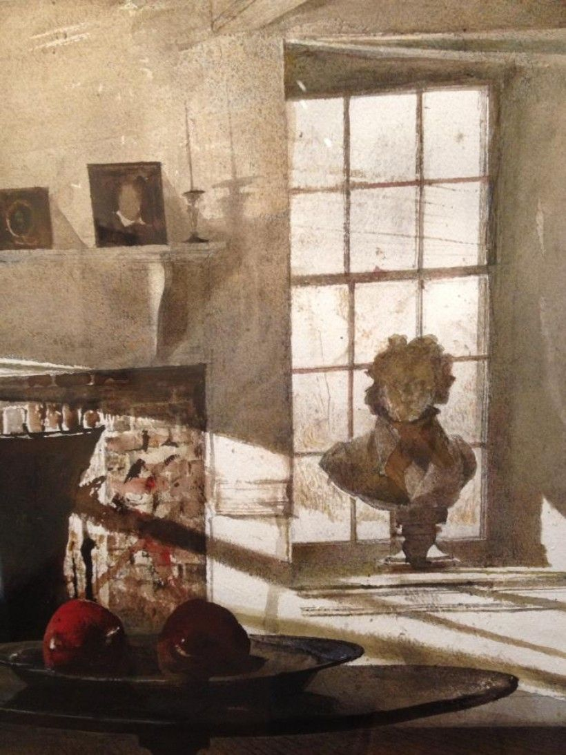 an introduction to the life of andrew wythe A collection of 15 works by andrew wyeth the works are an introduction to the artist for inspiration for the student to create their own regional art.