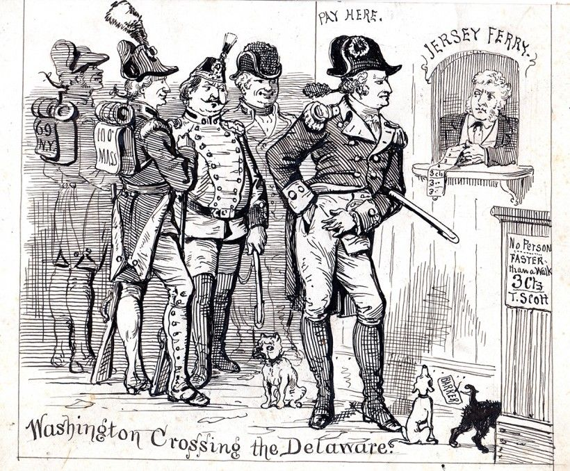 Original drawing by Stephens
