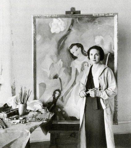 Henriette Wyeth, Circa 1931