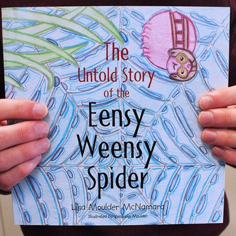 Eensy Weensy Spider book