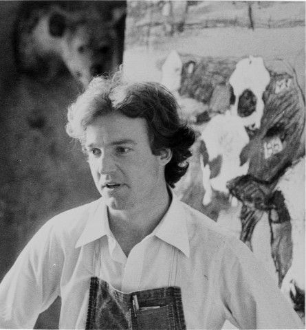 Jamie Wyeth, ca. 1975. © Brandywine River Museum of Art, photograph by Susan Gray