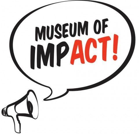 Museum of Impact logo