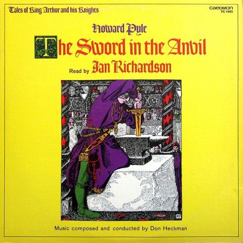 The Sword in the Anvil
