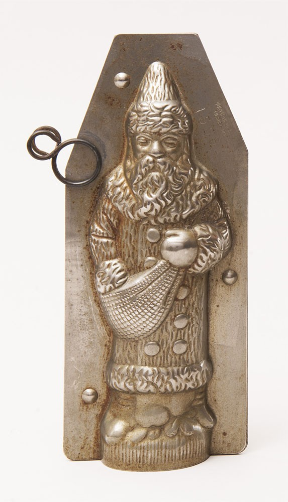Father Christmas Chocolate Mold