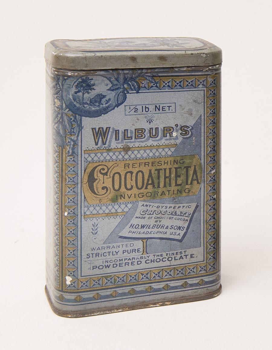Wilbur's Refreshing Cocoatheta Tin