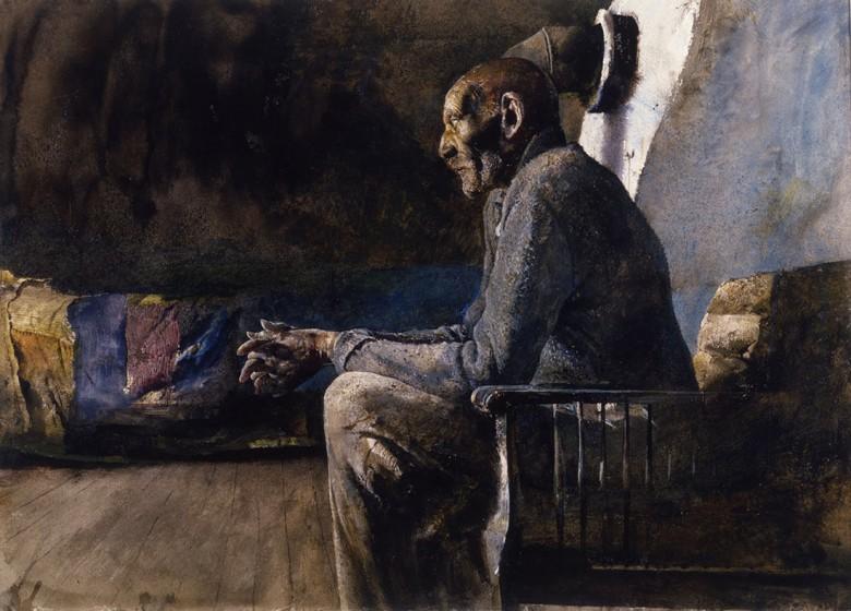 Andrew Wyeth In Retrospect Brandywine Conservancy And