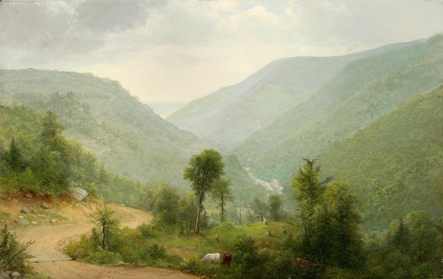 The Poetry of Nature: A Golden Age of American Landscape Painting ...