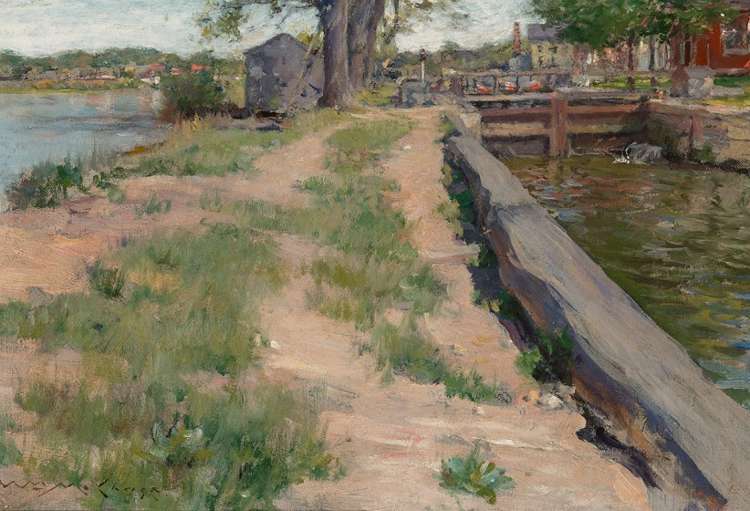 The Tow Path