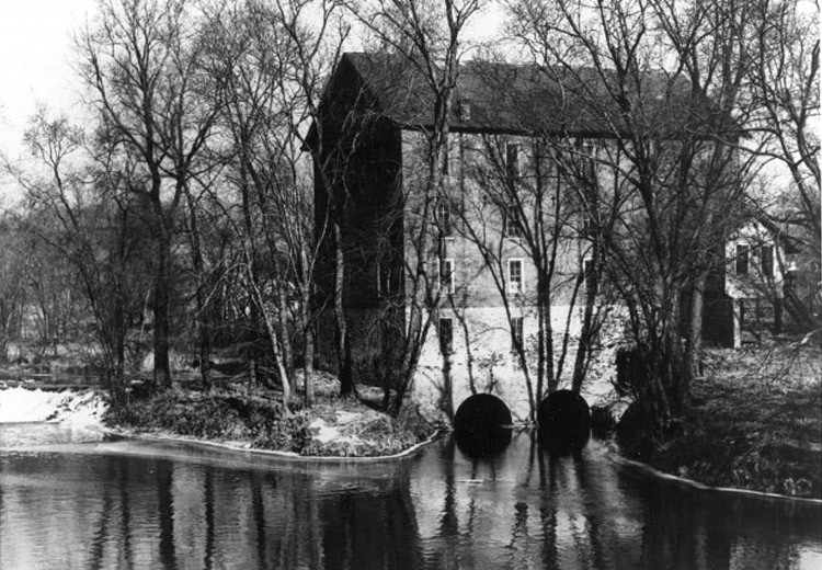 Hoffman's Mill, late 1800's- early 1900's