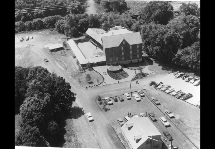 Brandywine River Museum of Art, 1971
