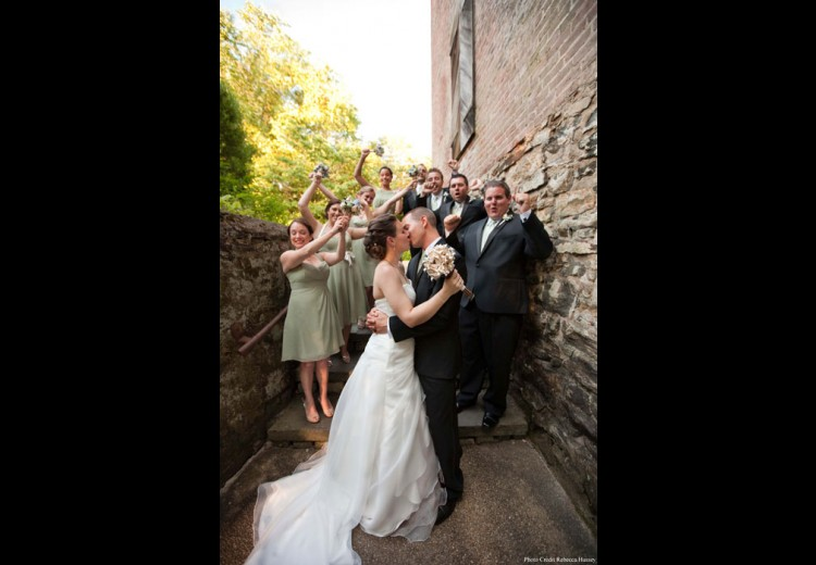 Photo By Rebecca Hussey Wedding